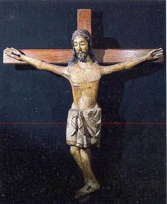 """Imagen del Cristo """"Santiaguito"""""""