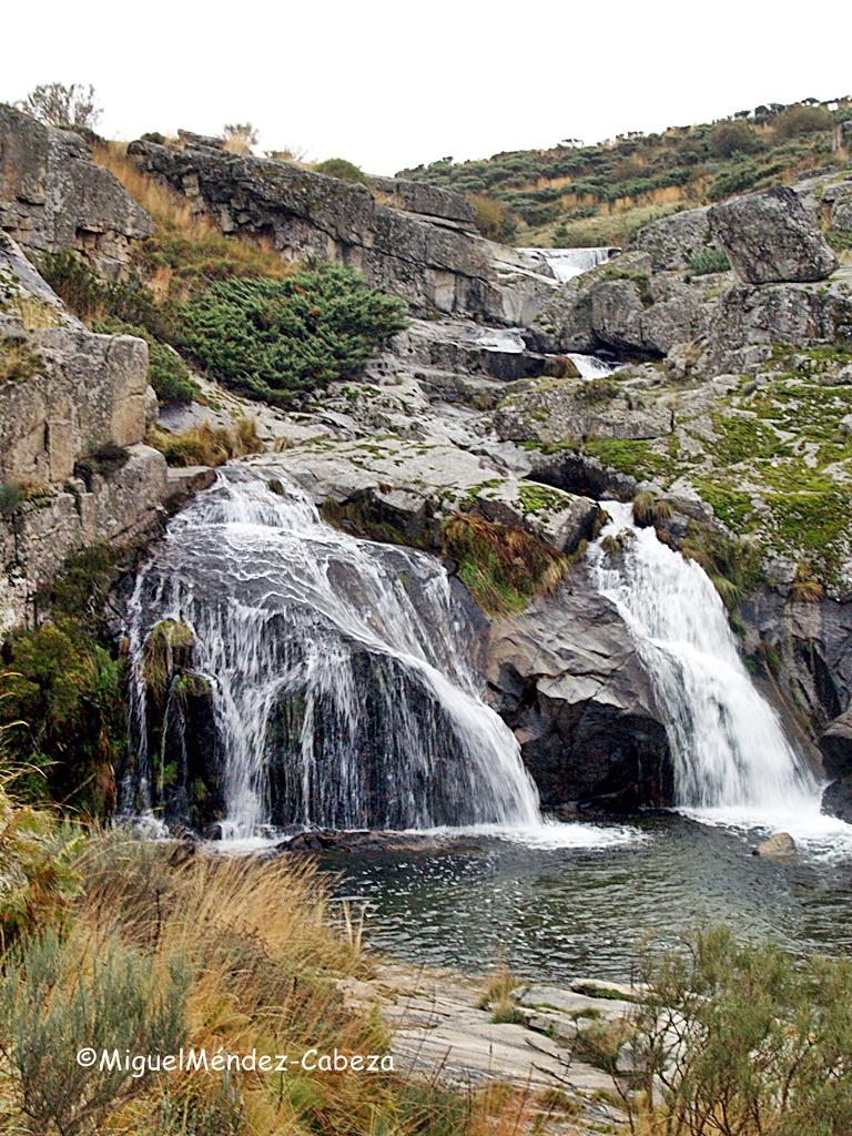 Arroyo del Pinar en San Martín del Pimpollar