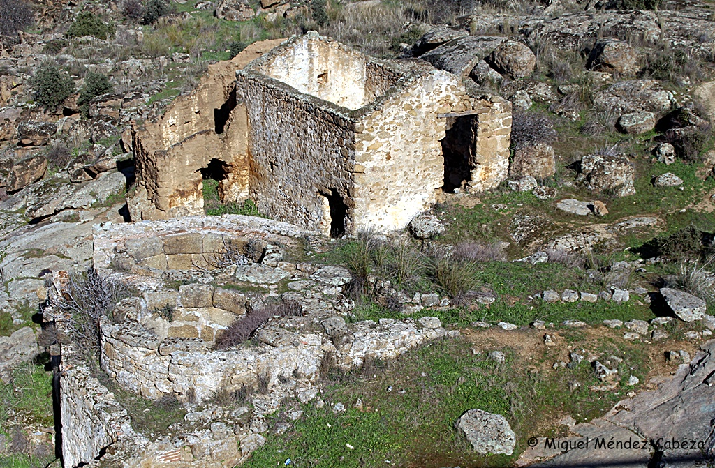 Los molinillos bastardos como estos de Santa Ana de Pusa se van dispersando por todo el territorio desde el siglo XVI