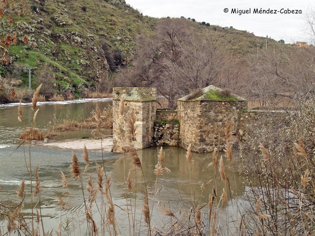 En Toledo quedan restos de viejos molinos medievales